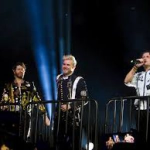 Take That – 30th April – Depart Drogheda